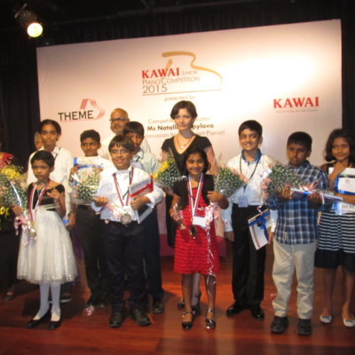 KAWAI Junior Piano Competition, Bangalore 2015