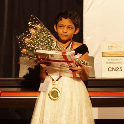 gayathri ayyappadas testimonial